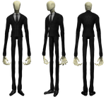 Slenderman Resource/Stock 2 by dimelotu