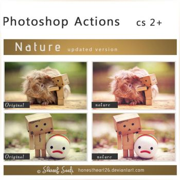 photoshop actions - 1 by Honestheart26