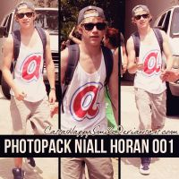 Photopack Niall Horan 001 by CattaHappySmile