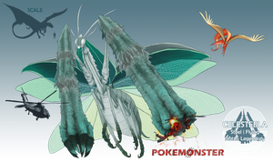 Pokemonster - Celesteela