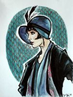 The Honourable Phryne Fisher by VictorianaDan