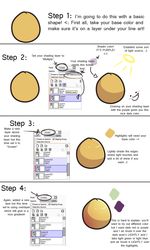 How I shade in Paint Tool SAI: Tutorial by ZAFTs-Prince