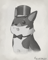 Day 19: Sir Zwei by Krustalos