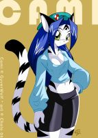 Cami the Striped one by ChaloDillo