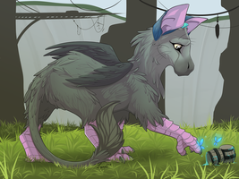 The Last Guardian by ignigeno