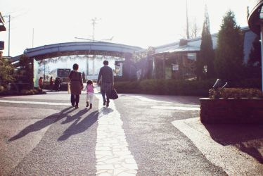 Japan: Family by chymarariot