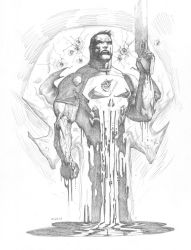 Punisher by EJMorges