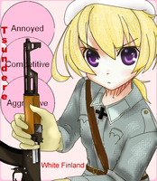 APH - White Finland by RiceStalker