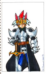RO - Rune Knight Sol by plantman-exe
