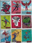 Avengers: Age of Ultron - Sketch Cards Group 1 by tyrannus
