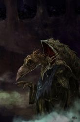 Skeksis by Stijn74