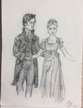 Becoming Jane doodle by Emmagro