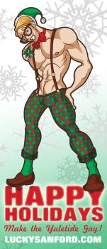 Make The Yuletide Gay! by LuckySanford