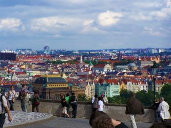 City of Prague and its People by Cheez-it-eater