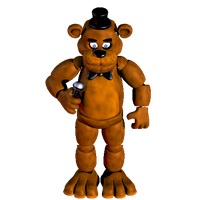 Freddy Stage Animation by Bantranic