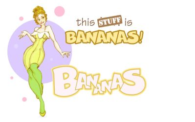 This Stuff Is BANANAS! by JohnRose-Illustrator