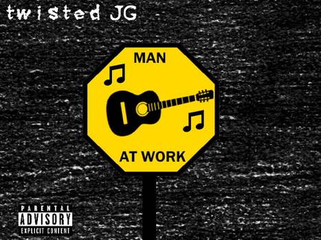 Man At Work (Album Idea) by TwistedDarkJustin