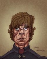 Tyrion Scar Portrait by Stnk13