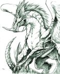 light dragon by Chaos-Draco