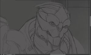 You're next - wip by Seraphi91