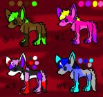 Adoptables 5 Points Each OPEN by firefox099