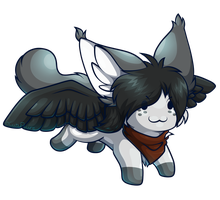 Chibi Commission - Jouske by CuteFlare