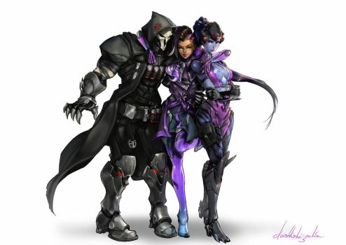 Team Talon by DarthShizuka