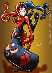 Harley symbiot by futary