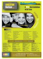Education Boutique NewspaperAd by Javagreeen