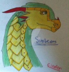 Sunbeam Gift by Galaxies-and-Geckos