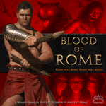 Blood of Rome - game cover image by TheArtOfSanhueza