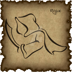 Rogue Ateoncraeft by dracos