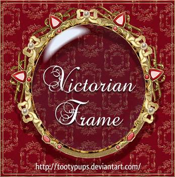 Victorian Frame by TootyPups