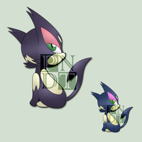 Pokemon PURRLOIN