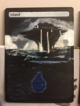 Island Alter by corporalfists