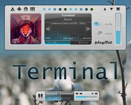 Terminal for AIMP3 by nazar-shum