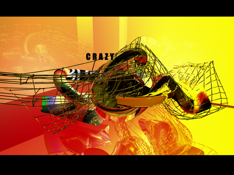 Crazy Abstract by RockoGFX