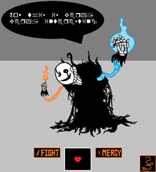 Gaster 2 by TheEpicBigMac