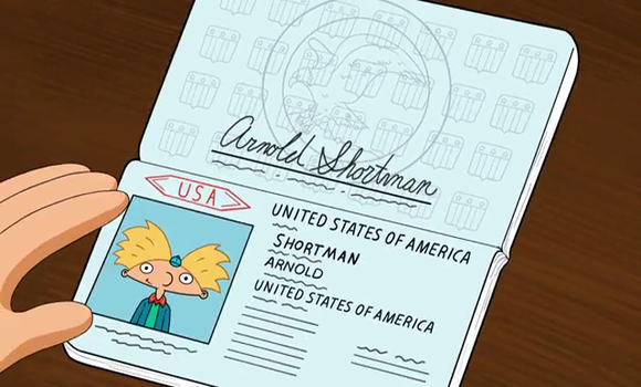 Arnold Last Name Revealed In The Jungle Movie by dlee1293847