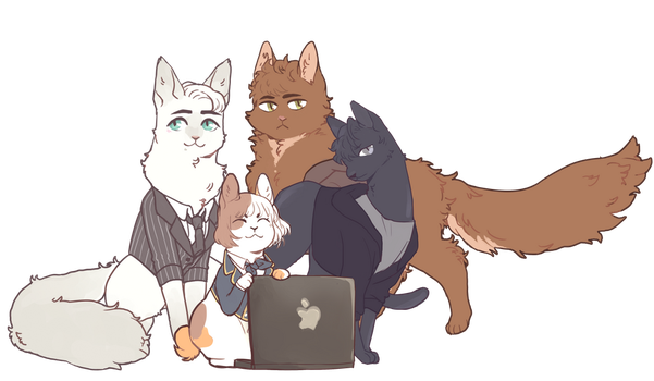 Everybody wants to be a CAT by Cornspiracy