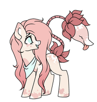 plant pony adopt - open by starshame