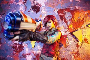 Lilith - Borderlands 2 by ShikuSeishiro