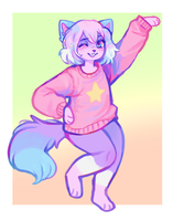 Baggy sweaters are the best by slimefunk