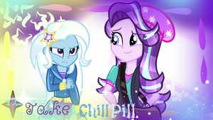 Take A Chill Pill. by YayCelestia0331