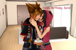 Happy Birthday, Sora! by KristenKHVerne
