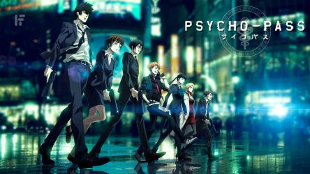 Psycho Pass Wallpaper by fednan