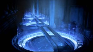 Mass Effect 3 Omega Mines Dreamscene by droot1986
