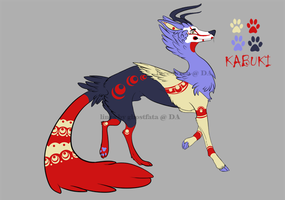 {kabuki + corpses} auction [CLOSED] by Luce-foxeh
