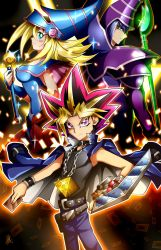 Yu-Gi-Oh! (PRINT AVAILABLE) by Smudgeandfrank