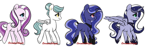 :: MLP Auction CLOSED :: by CorsetteAdopts